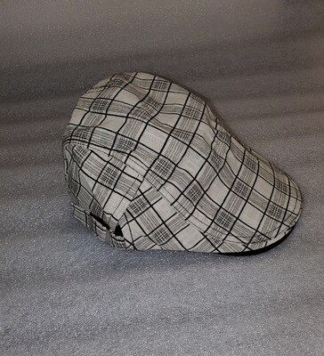 Irish Golf Cap - Khaki