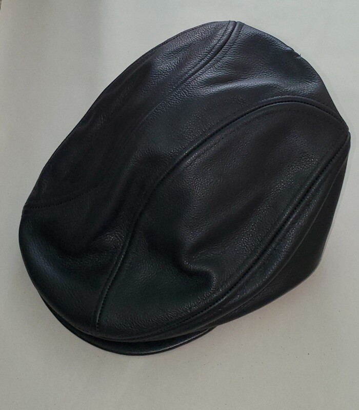 Black Ivy Leather - Small