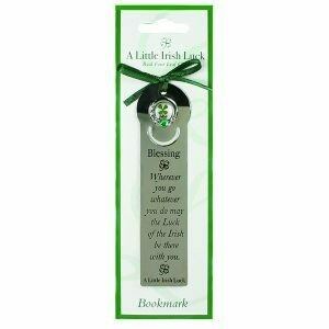 Clover Bookmark - Blessing