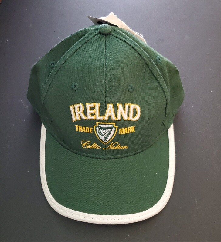Celtic Nation Baseball Cap