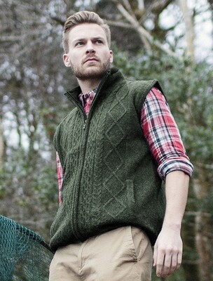 Aran Windproof Body Warmer