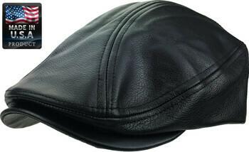 Leather Ascot - USA
