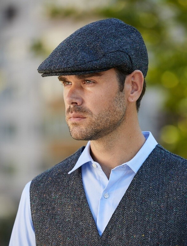 Donegal Tweed - CharFleck