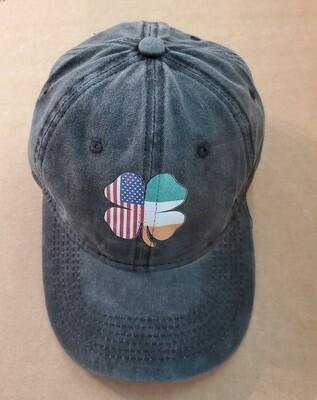 Shamrock Flag Cap