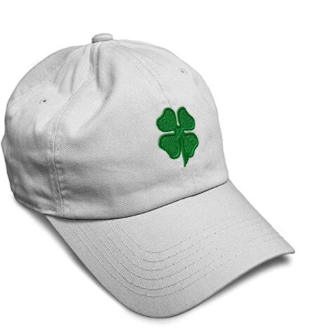 4Leaf Clover Ball Cap