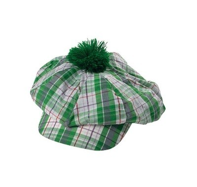 Green Gatsby Hat