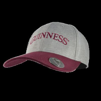 Guinness Bottle Opener Cap-Grey