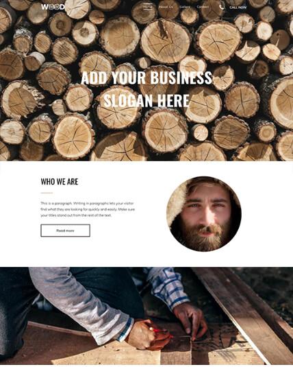 carpenter website template yeezy sites. Black Bedroom Furniture Sets. Home Design Ideas