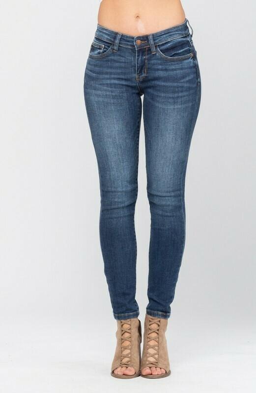 Judy Blue Plus Skinny Jeans