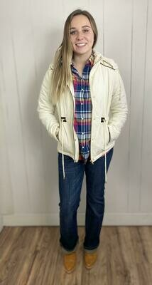 Brittany Quilted Jacket