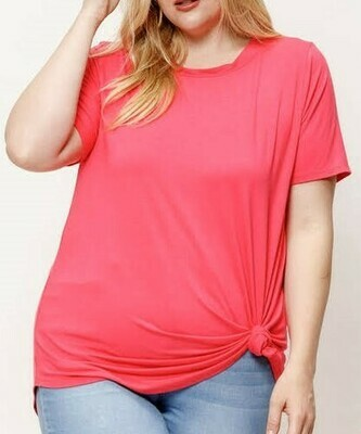 Bamboo Round Neck Top