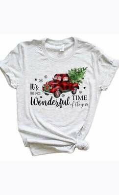 It's The Most Wonderful Time Tee