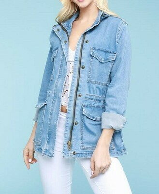 Judy Blue Denim Jacket