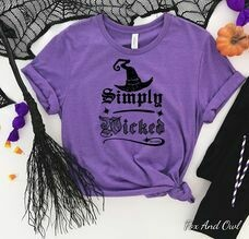 Simply Wicked Tee