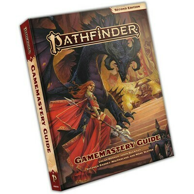 Pathfinder RPG: Gamemastery Guide
