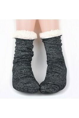 Shimmer Winter Socks