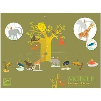 MOBILES THE AFRICAN SAVANAH