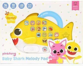 BABY SHARK MELODY PAD