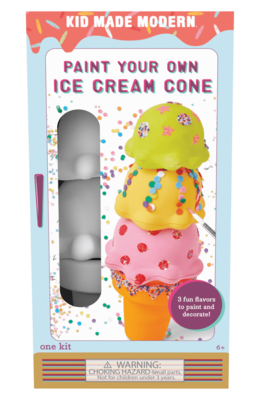 PAINT YOUR OWN ICE CREAM