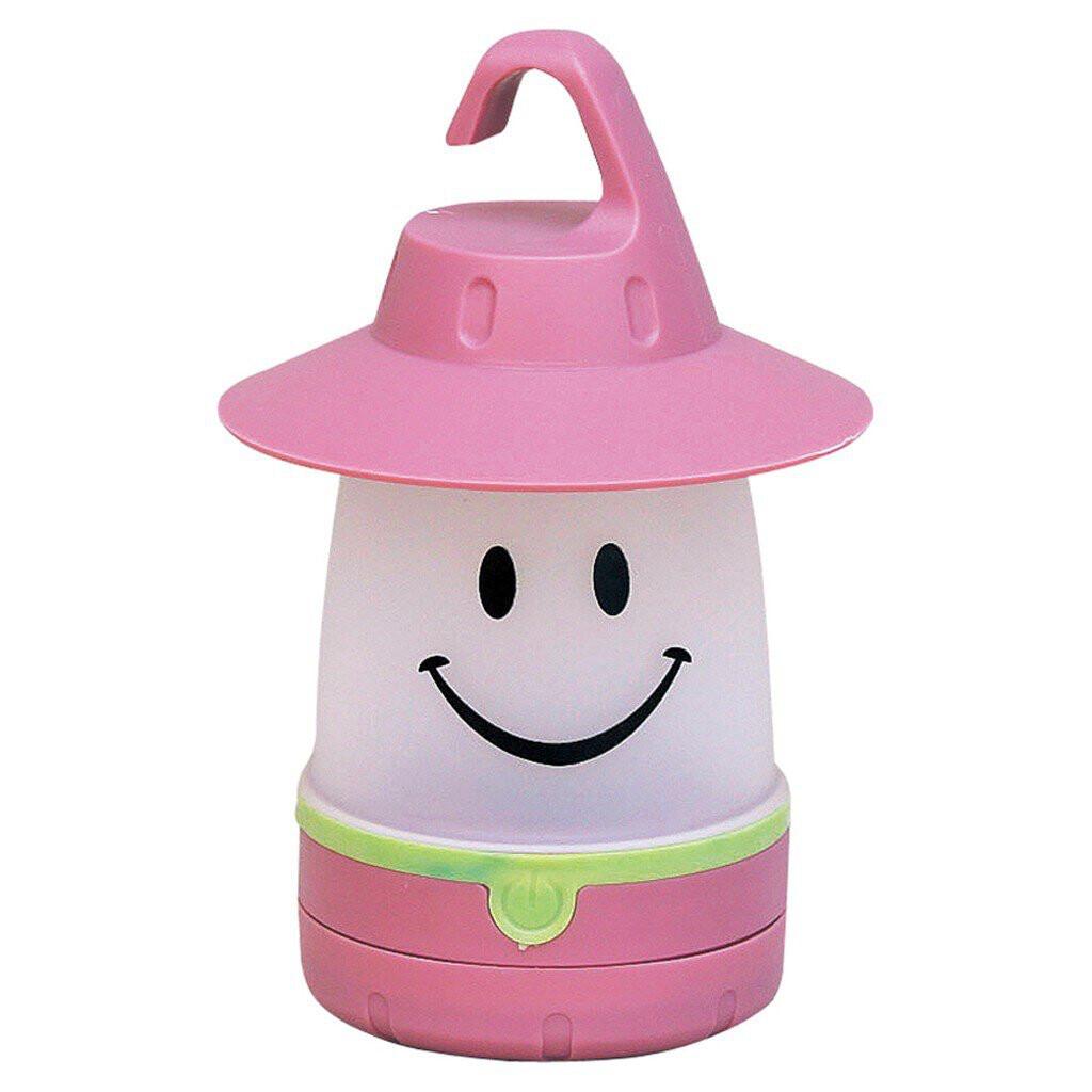 SMILE LED PINK LANTERN