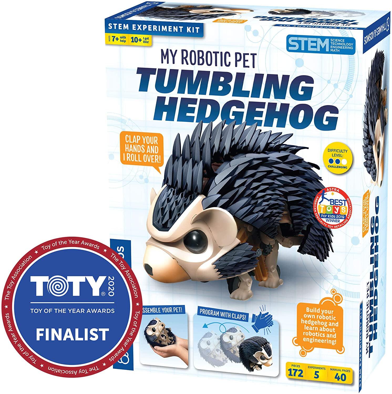 THUMBLING HEDGEHOG