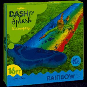 RAINBOW SLIP AND SLIDE