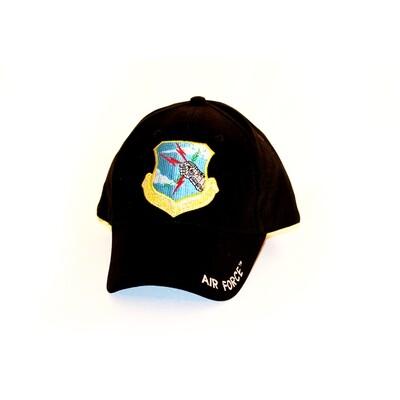 SAC CREST BLACK HAT-G1097