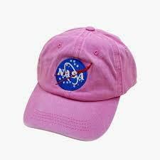 NASA HAT PINK