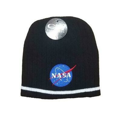 NASA KNIT HAT