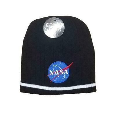 NASA KNIT HAT