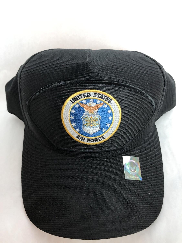 USAF SEAL HAT-BK G1256