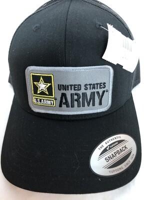 US ARMY TRUCKER HAT-G1523