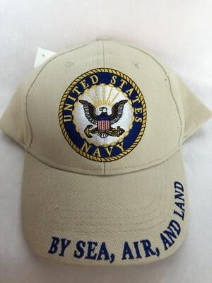 US NAVY KHAKI HAT-CP00218