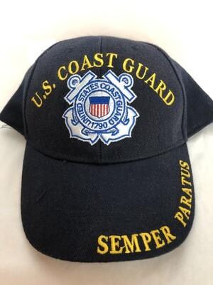 USCG HAT BLUE-CP00275