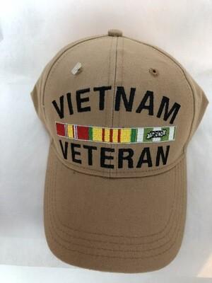 VIETNAM TAN VET HAT-G1268