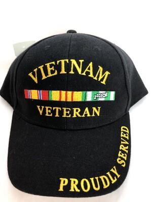 VIETNAM VETERAN-RIBBON HAT-CP00512