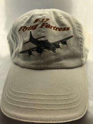 B-17 WHITE HAT