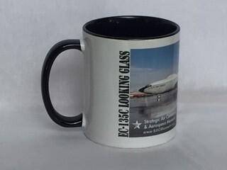 EC-135 BLACK MUG
