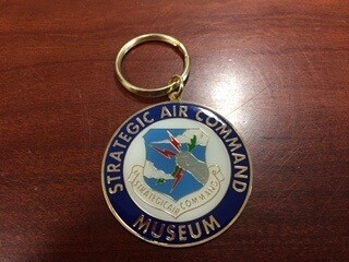 SAC EMBLEM KEY CHAIN