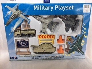 BOEING MILITARY PLAY SET RT9001