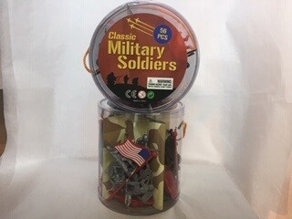 MILITARY SOLDIERS C/B-CAMSB