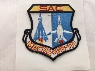 SAC MACH2-FB111 PATCH