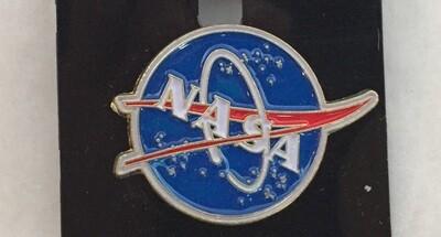 NASA LAPEL PIN