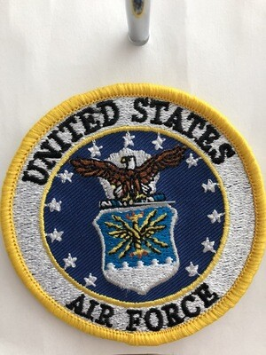 USAF ROUND PATCH-PM0002