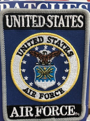 USAF SQUARE PATCH-PM1190