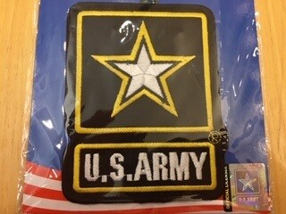 ARMY NEW LOGO PATCH