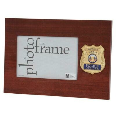 4X6 POLICE FRAME