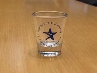 SACAM SHOT GLASS CLEAR