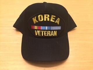 KOREA VET PATCH HAT G1165