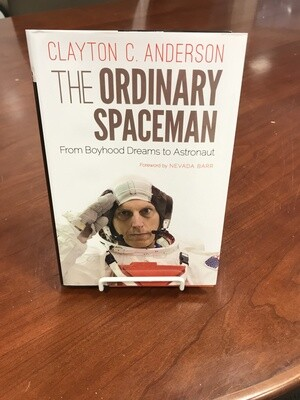 THE ORDINARY SPACEMAN BOOK